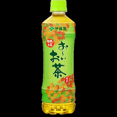 Top 2 Japanese plastic bottle green tea: try it!