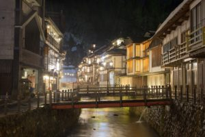 Visit Onsen during Autumn in Japan