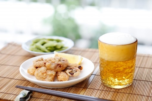 How to enjoy Japanese Beer!