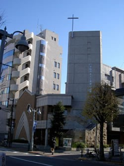5 churches in Tokyo to attend Sunday services