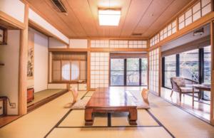 入住日式溫泉酒店的五個註意事項