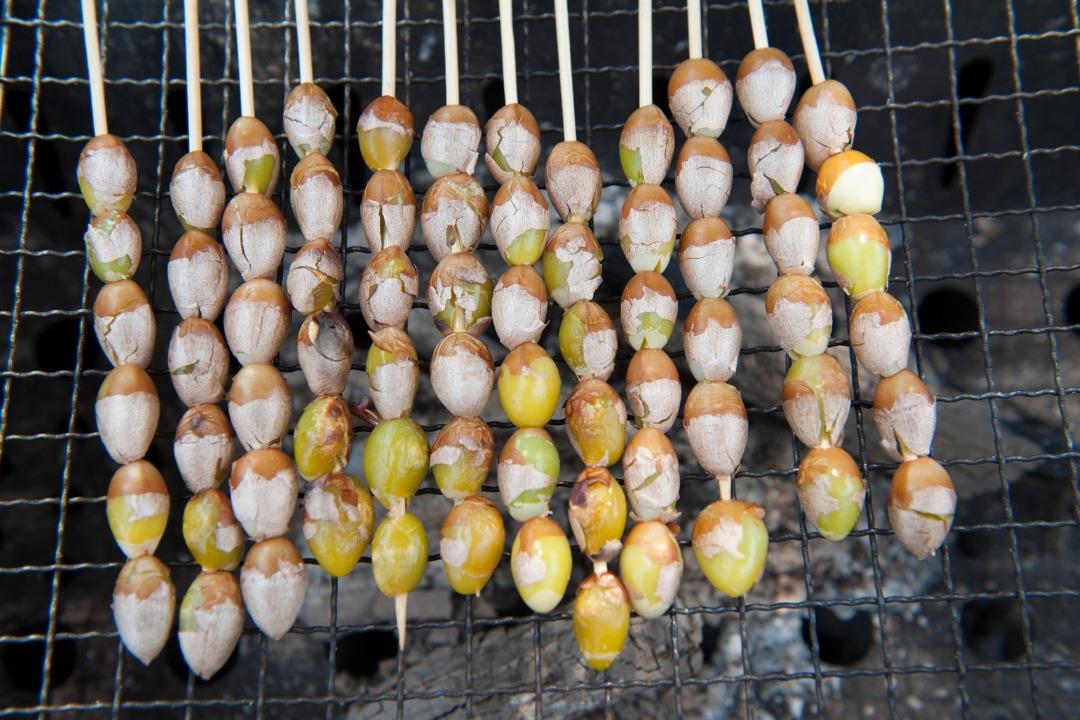 gingko nuts