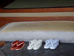 Il Rituale del Togliersi le Scarpe in Giappone