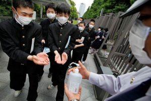 Perché i giapponesi indossano le mascherine?