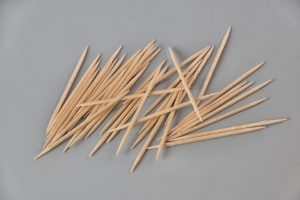 Japanese People are Toothpick Lovers?