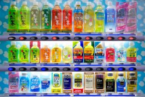 3 Amazing Stories about Japanese Vending Machines