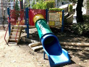 5 Playgrounds in 5 Hours The Day of Play Challenge in Azabujyuban