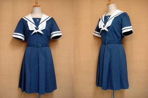 Japanese high school uniforms Kumamoto Gakuen University Fuzoku High School in Kumamoto