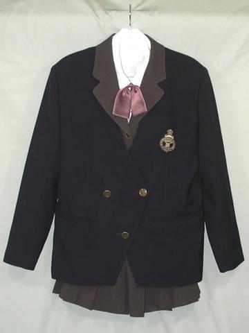 Japanese high school uniforms: Matsumae High School in Hokkaido