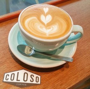 Oakland in Japan (Coloso Coffee Shop)