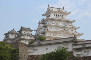 "Tell Me about ""Shachihoko"" at Castles in Japan"