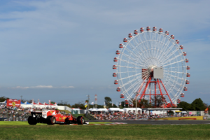 Go World's Fastest – Spend a Racing Weekend at Suzuka!