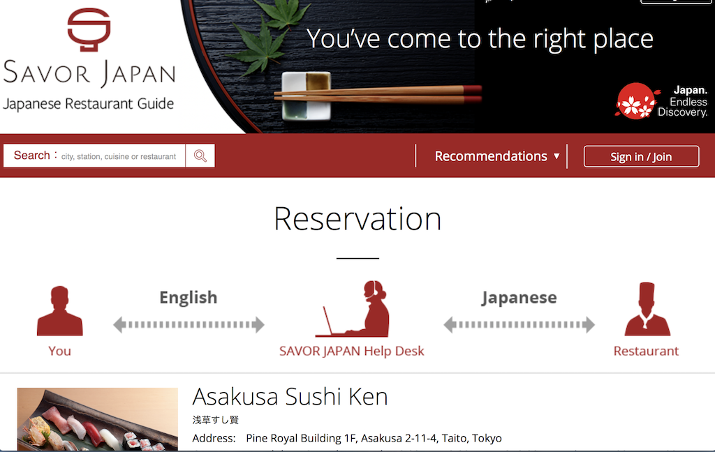 Useful Tips and Tools for Restaurant Reservation in Japan | Guidable
