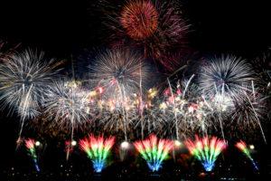 Đắm chìm trong không khí sống động của mùa hè với các lễ hội Nhật Bản tháng 8