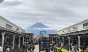 Great Deals at the Base of Mt. Fuji!  Enjoy shopping at the Gotemba Premium Outlets