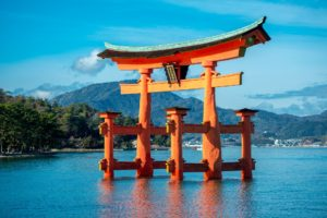 Itsukushima Shrine – Sacred Land of The Goddess
