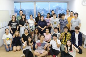 【Event Report】Kansai-Ben Seminar at Akamonkai Japanese Language School!