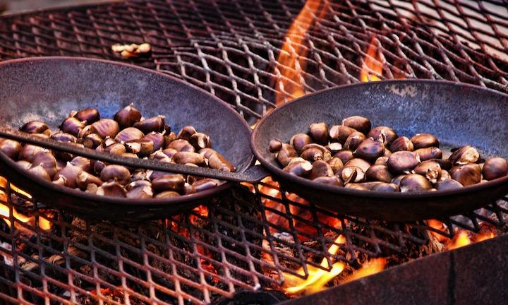 chestnut, kuri, marron all the names of chestnut in Japan and how to enjoy them, yaki kuri