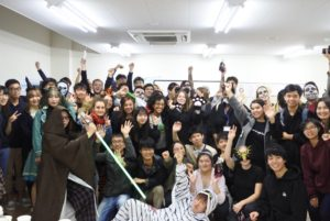 【Event Report】Halloween Party at Akamonkai Japanese Language School