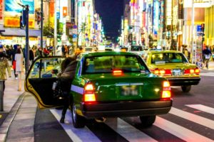 3 Reasons Taxi Doors Open Automatically in Japan