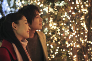Series!  About Dating in Japan: Article 5 of 6: 4 Tips to Plan the Perfect Christmas Date