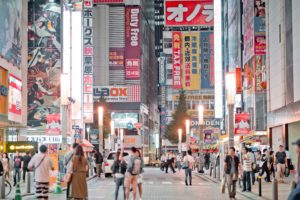 The Best Anime and Manga Attractions in Japan