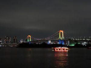 Un lugar obligado en Tokio: Odaiba
