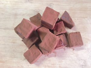 Recipe! Last Minute Valentine Chocolate? Japanese Nama Choco!