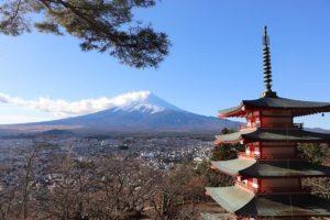 Escape a Yamanashi – Monte Fuji y otros 7 lugares increíbles para visitar