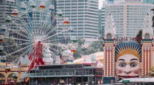 Top 7 Amusement Parks in Tokyo