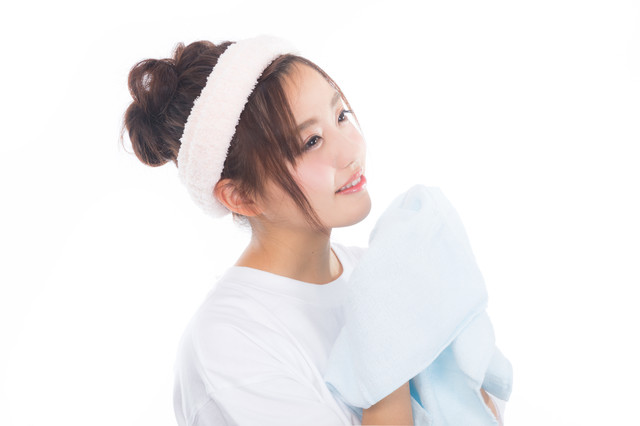 japanese hair products, japanese woman