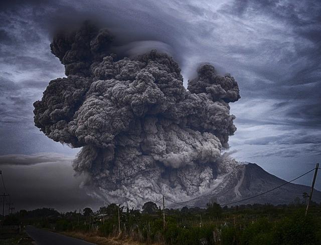 Mountain fires