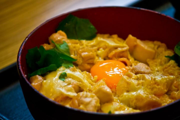 oyakodon, Japanese egg dishes to try