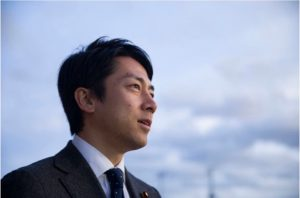 The Man Behind Japan's Charge to Fight Climate Change and Old Traditions