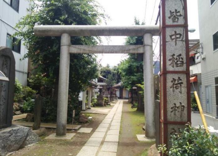 Shin-Okubo shrine