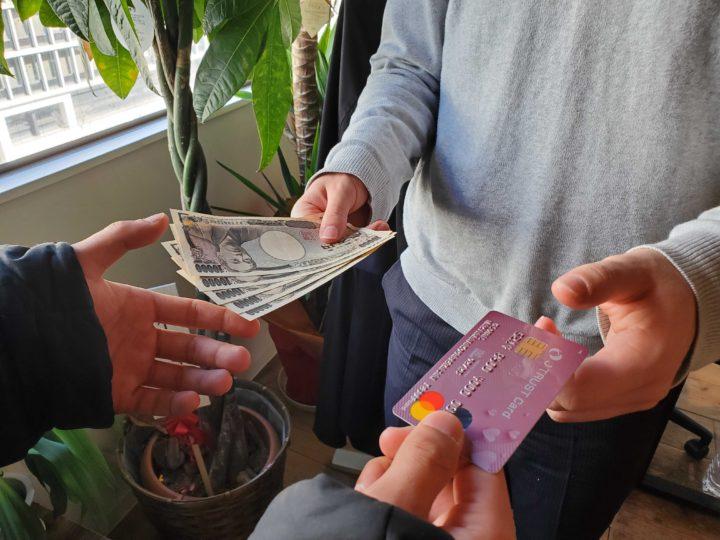 Cashless in Japan