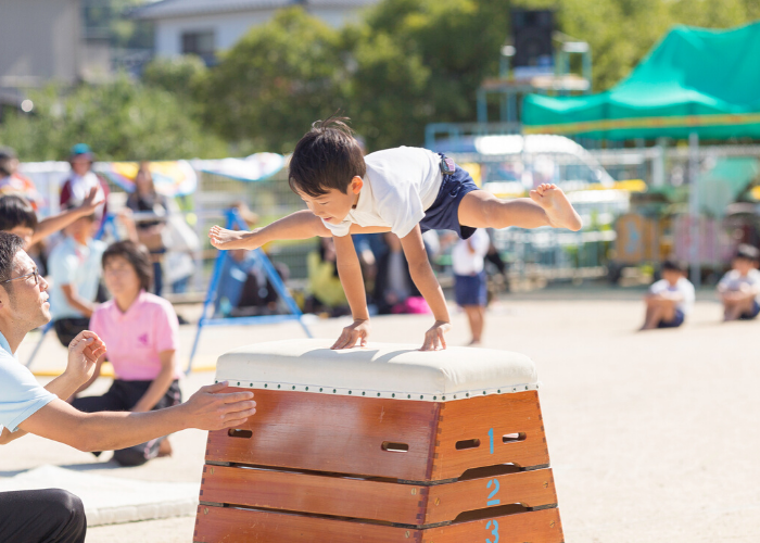 Japan National Holidays Marine Day and Sports Day, sports day image