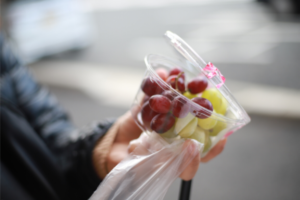 All retail stores across Japan will be required to charge shoppers for plastic bags
