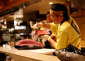 Best Places For Maguro (Tuna) Lovers in Tokyo!