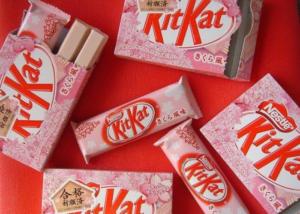 Japanese Chocolate Snacks: Win With Kit-Kat!
