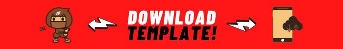 Rirekisho template, Japanese resume download