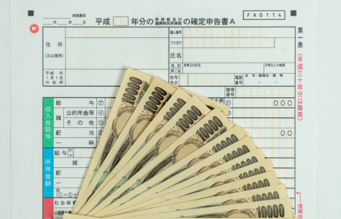 taxes in japan for foreigners