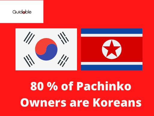 Pachinko Korean Owners