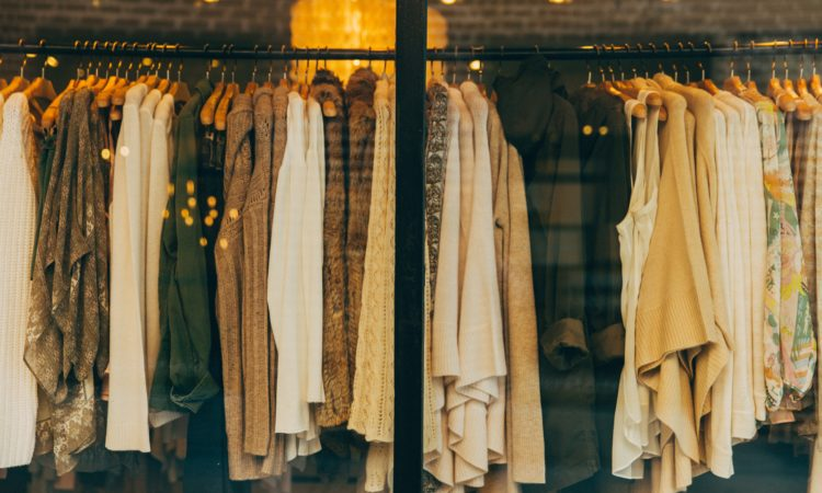 Second Hand Clothes Shops in Kawagoe
