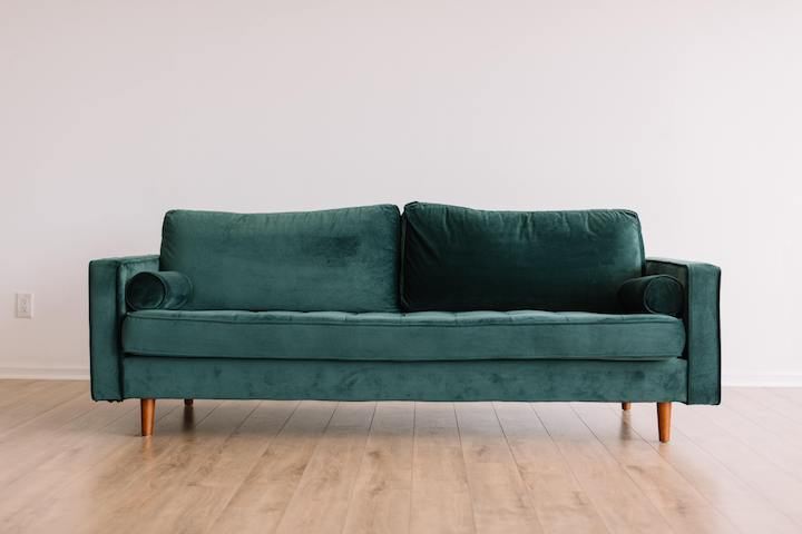 Best second-hand furniture, sofa