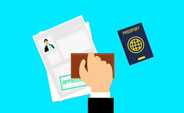self-sponsored visa japan