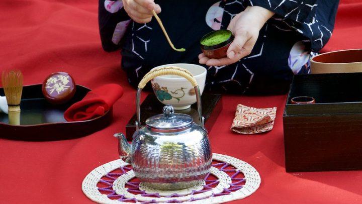 Tea Ceremony: Making tea