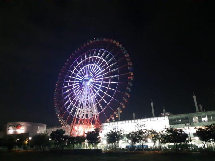 Odaiba Ferris Wheel, What to do there