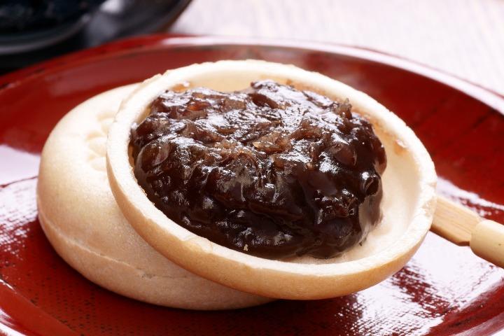 Kawagoe street food monaka