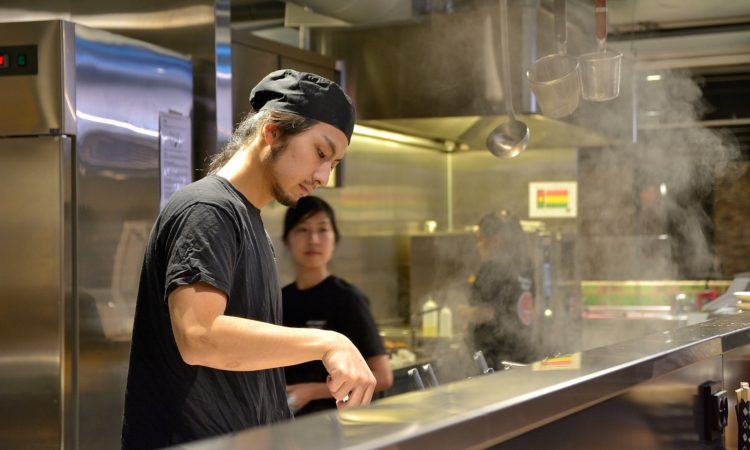 part-time job in japan